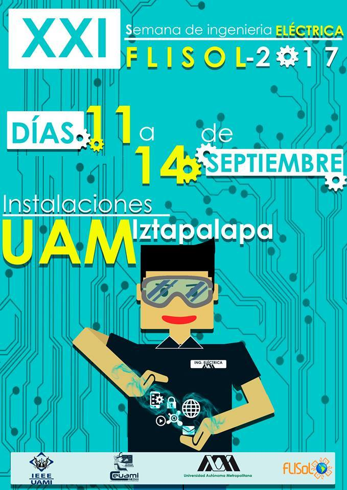 XXI Semana de Ingeniería Eléctrica (Próximo Evento)